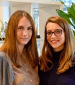 Daphne Katsikioti and Marina Plyta