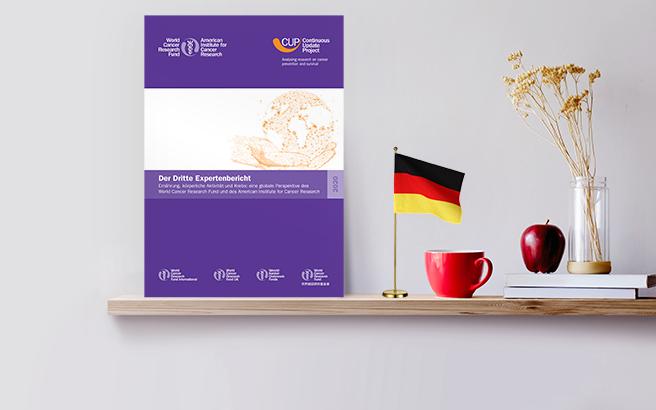 German translation of WCRF's Third Expert Report