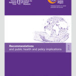 Recommendations and public health and policy implications report cover